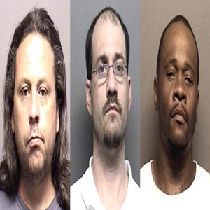 Three More Arrested from September Most Wanted List