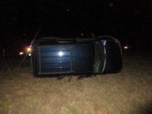Two Teens Injured in Weekend Crash