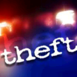 Woman reports theft of ring