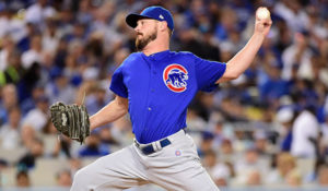 ROYALS SIGN PITCHER TRAVIS WOOD TO A TWO-YEAR DEAL