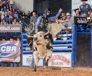 Hedeman Readies Salina for $75,000 Bull Riding Purse