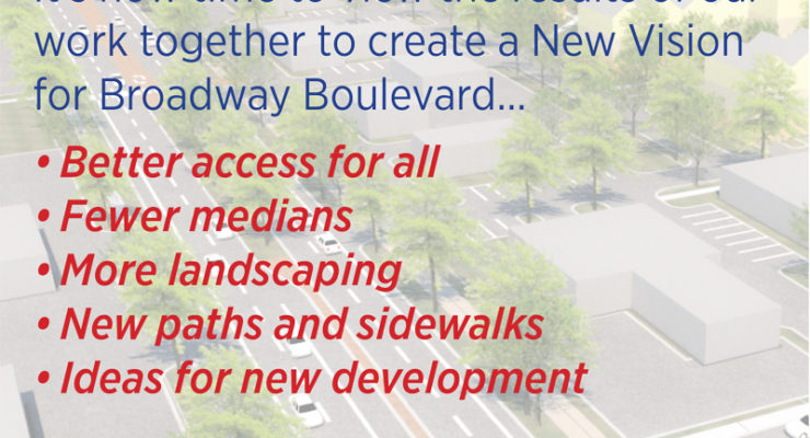 City to present new vision for Broadway