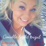Candlelight vigil for LaPierre Saturday