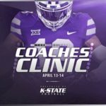 K-State Football's Annual Coaching Clinic Set for April 13-14