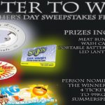 Summer Splash Father's Day Sweepstakes!