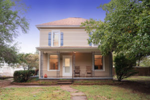 2 1/2 Story Home on 2.7 Acres –  200 Rock Island Street, New Cambria