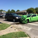 UPDATE: 3 Hospitalized in Four Vehicle Accident