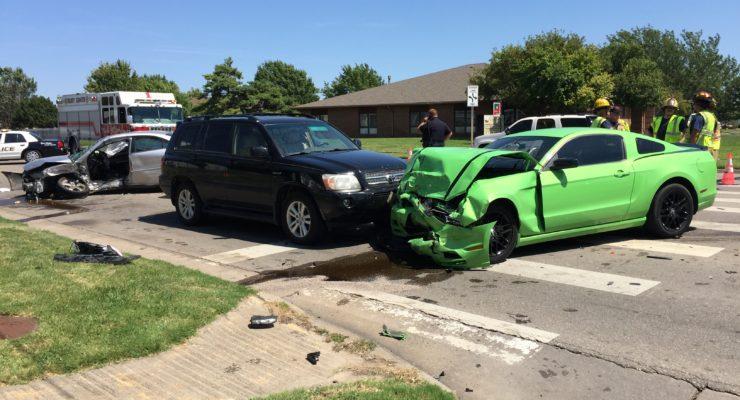 Woman Remains Hospitalized After Monday Crash