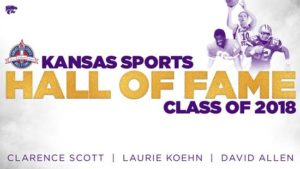 K-State's Allen, Koehn and Scott Named to Kansas Sports Hall of Fame