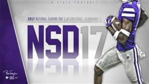 K-State's 2017 Signing Class Includes 22 New Wildcats