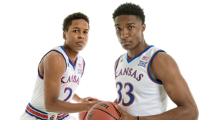 KU's Moore, McCormack to play abroad in August