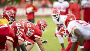 Five Observations from the Chiefs' Practice on Monday