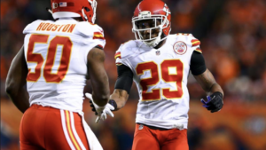 Trending Upward: Justin Houston and Eric Berry Are Both Healthy at the Same Time