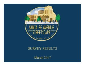 City of Salina releases results of first Santa Fe  Avenue Streetscape Survey