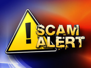 Sheriff's Office Warns of Scam