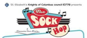 St Elizabeth's KofC Sock Hop June 16