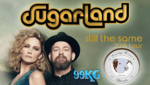 Win Sugarland concert tickets