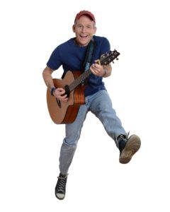 Children's Singer 'Mr. Stinky Feet' Coming to Oakdale Park