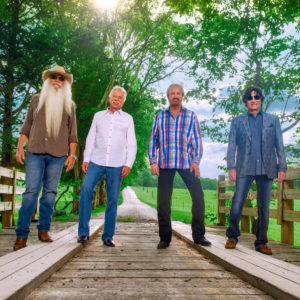 The Oak Ridge Boys at the Stiefel- tickets on sale tomorrow