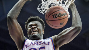 Kansas to open season with Tennessee State Friday
