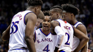 No. 4/3 Kansas to meet No. 5/4 Kentucky in Champions Classic Tuesday