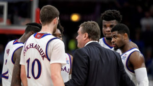 No. 4/3 Kansas set to take on Jackrabbits Friday in Lawrence