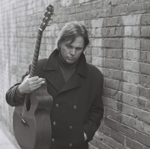 Acclaimed Celctic guitarist to perform at Friday Night Live