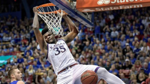 No. 4/3 Jayhawks open HoopHall Invite with Texas Southern Tuesday