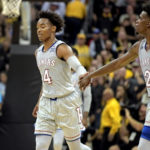 No. 13/12 Kansas ready for clash with Cornhuskers Saturday