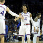 Jayhawks set to meet No. 5 seed Clemson in Sweet 16