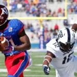 Kansas set to face No. 4 TCU Saturday
