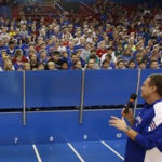 "KU MBB: Bill Self to go ""Over The Edge"" for local youth"