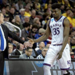 Kansas' Udoka Azubuike to enter NBA Draft without an agent