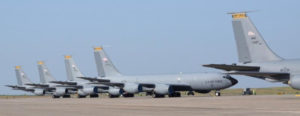 190th Air Refueling Wing Deployment