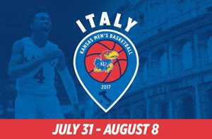 Italy games available on the Jayhawk IMG Radio Network