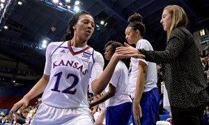 Jayhawk Women open Big 12 Play at Iowa State