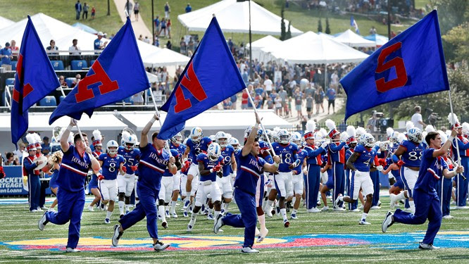 Conference slate completes 2018 Kansas football schedule