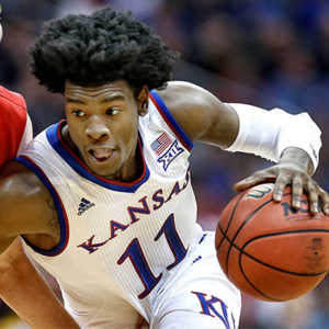 Jackson named Big 12 Player of the Week