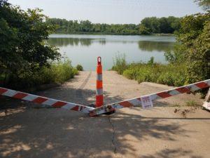 UPDATED: Blue-green algae danger has prompted closure of Lakewood Park Lake