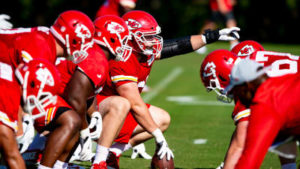 Five Observations from Tuesday's Chiefs' Camp Practice