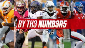 Chiefs by the Numbers: A Look at the Rookies Heading Into Their First Training Camp