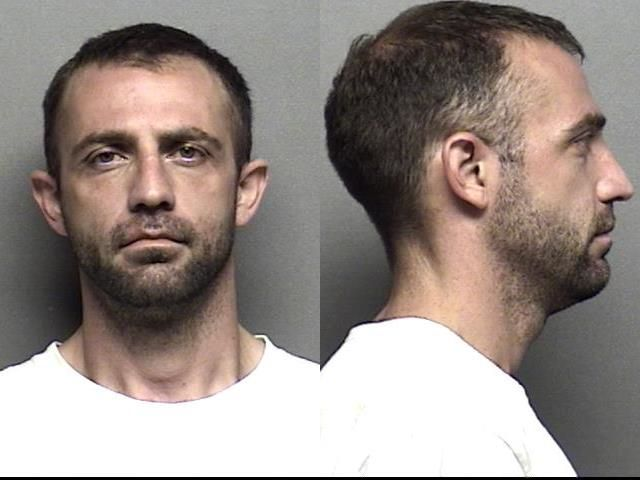 Arson investigation leads to arrest of Salina man on gun
