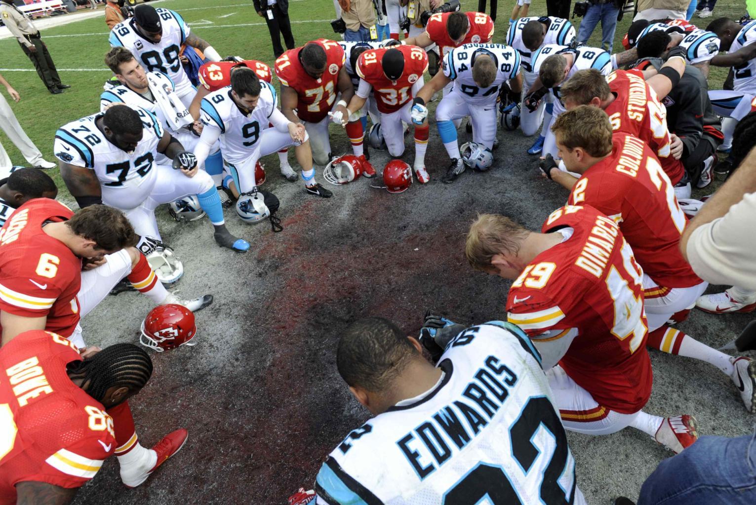 Brady Quinn Chiefs Vs Panthers Kansas City Chiefs  locker