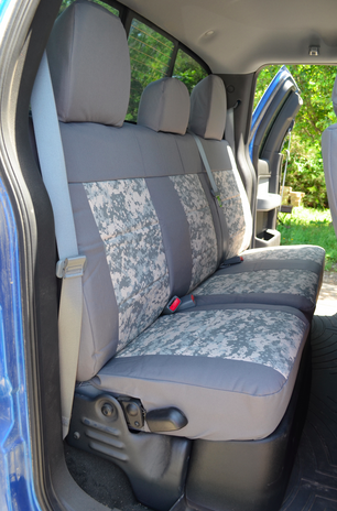 Knopf Auto S Truck Of The Day Digital Camo Seat Covers
