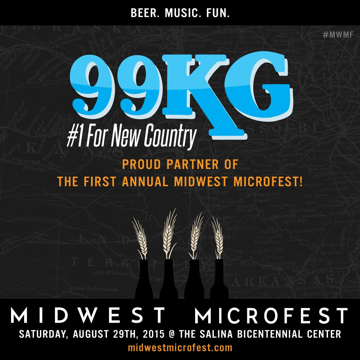 Midwest Microfest Is Coming To Salina, Pre-Sale Tickets