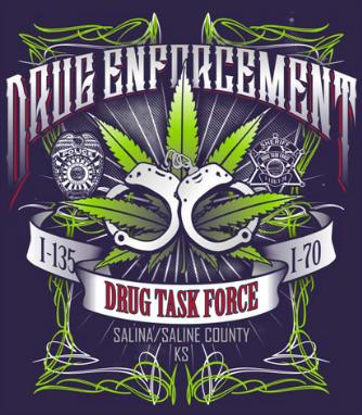 Drug Task Force Makes Five Arrests Thursday - The Salina Post