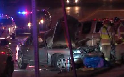 Kansas man sentenced for crash that killed pregnant woman