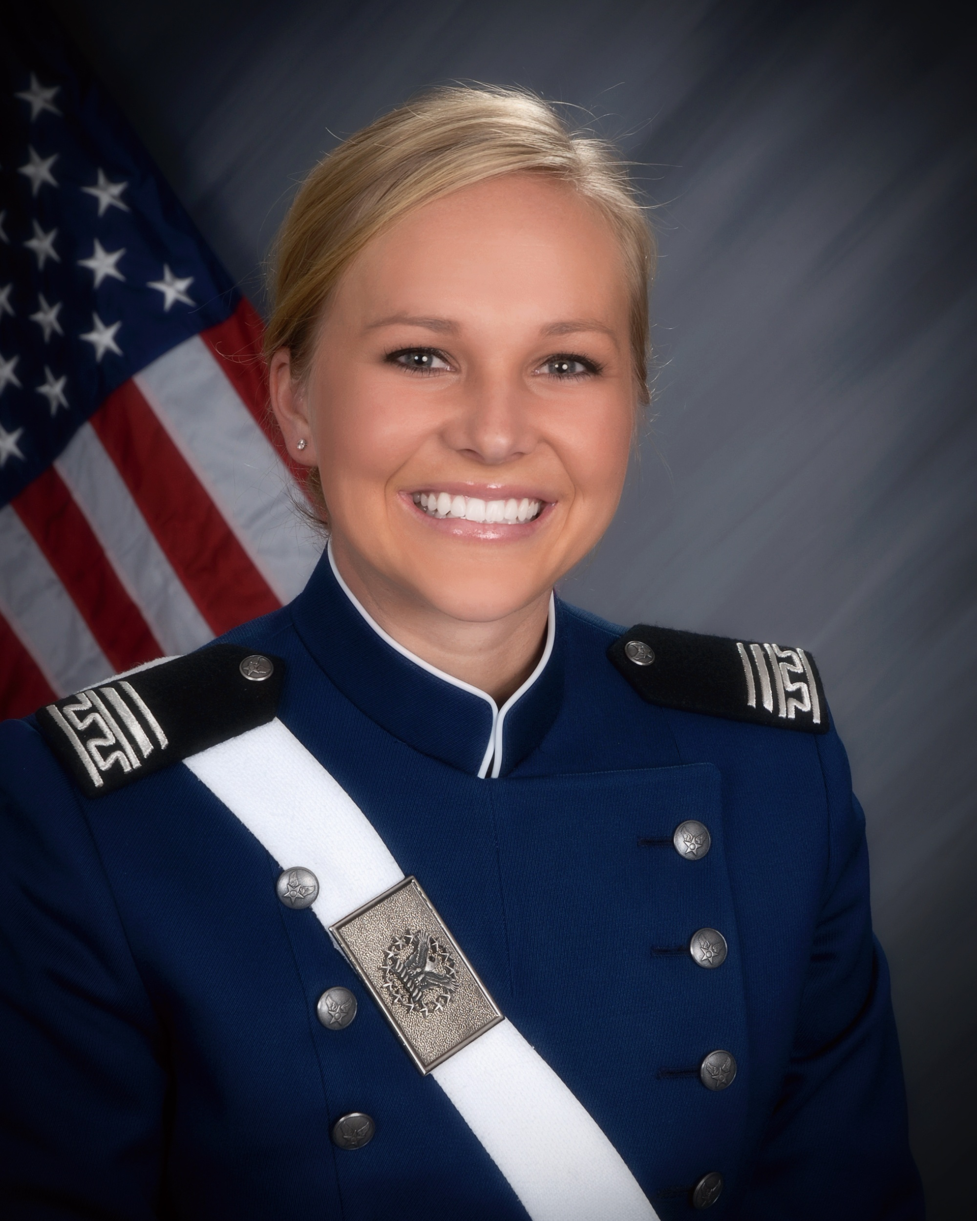 Salina Central Graduate Commissioned As Second Lieutenant