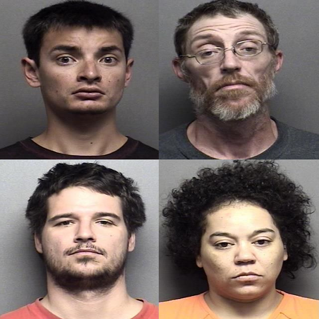 Five Arrests Made From October Most Wanted List