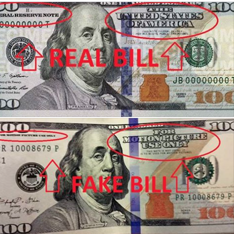 Police issue another report of fake money in central Kansas